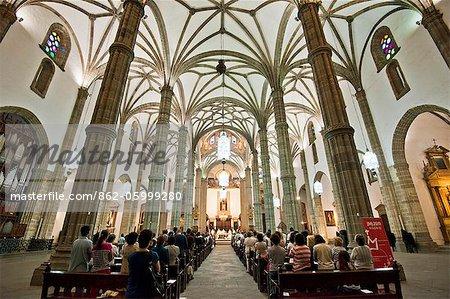 Santa Ana Cathedral. Las Palmas de Gran Canaria. Canary islands