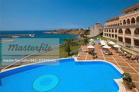 Spa Hotel Port Adriano, El Toro, Mallorca, Balearen, Spanien