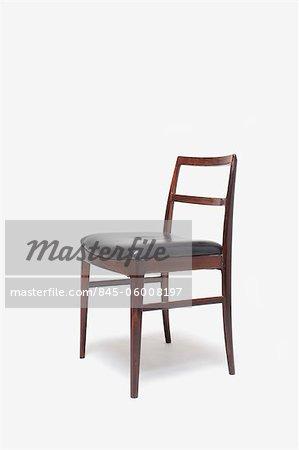 No. 24 Rosewood Dining Chair, Danish, manufactured by Sibat. Designer: Arne Vodder