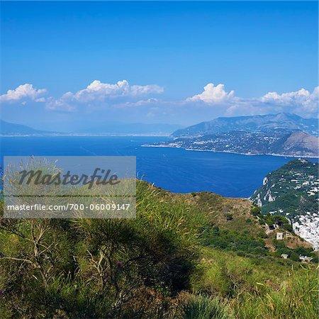 Anacapri, Capri, Campanie, Italie