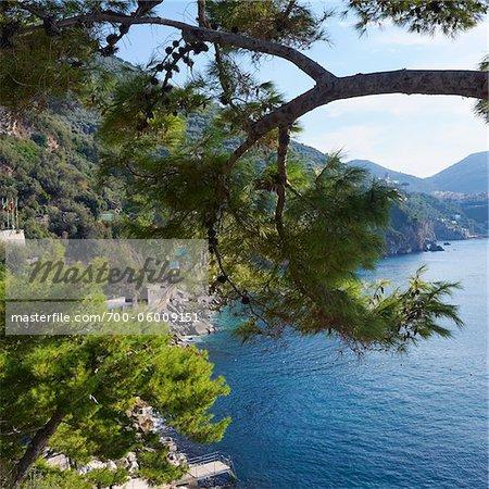 Sorrente, côte amalfitaine, Campanie, Italie