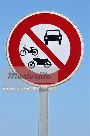 Aucun signe, Sete, véhicules automobiles Herault, France