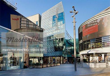 Centre commercial de Westfield, Stratford, Londres, Royaume-Uni, Europe