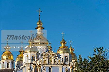 St. Michael Kirche, Kiew, Ukraine, Europa