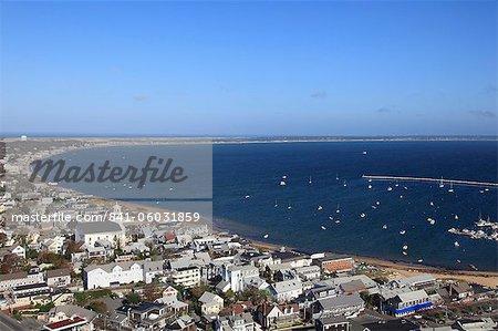 Provincetown, Cape Cod, Massachusetts, New England, États-Unis d'Amérique, l'Amérique du Nord