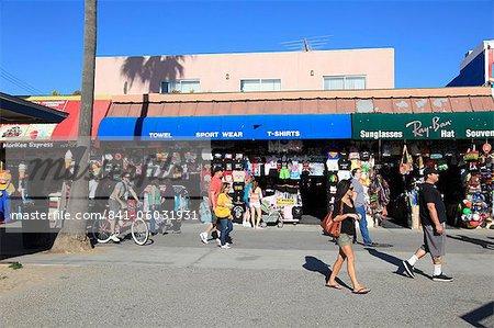 Ocean Front Walk, Venice Beach, Los Angeles, California, United States of America, North America