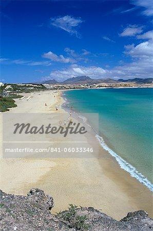 Costa Calma, Fuerteventura, Canary Islands, Spain, Atlantic, Europe
