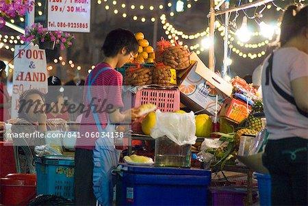 Chiang Mai Night Bazaar, Chiang Mai Provinz Chiang Mai, Thailand, Südostasien, Asien