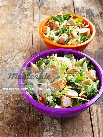 Chicken Caesar Salat