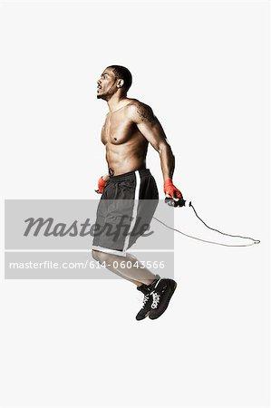 Boxer à sauter