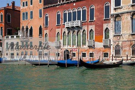 Palazzo Tiepoletto, Venedig, Italien