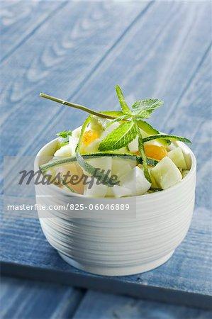 Salade de style turc