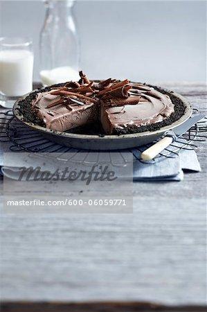 Chocolate Ice Cream Pie