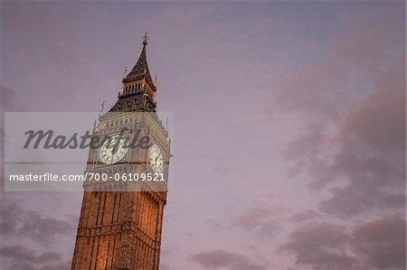 Big Ben, Londres, Angleterre