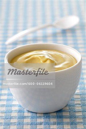 Bol de moutarde
