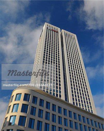 Opernturm, Frankfurt am Main, Hesse, Germany