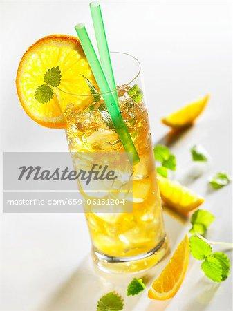 A Brazilian Nights cocktail