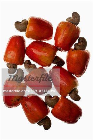 Kaschu-Äpfeln (Anacardium Occidentale)