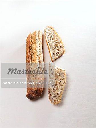Korn baguette