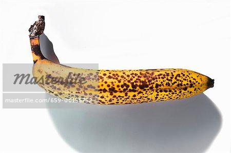 Ein überreifen Bananen