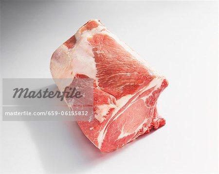 Longe de porc, non désossés