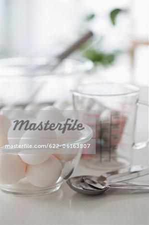 Scène de cuisine domestique