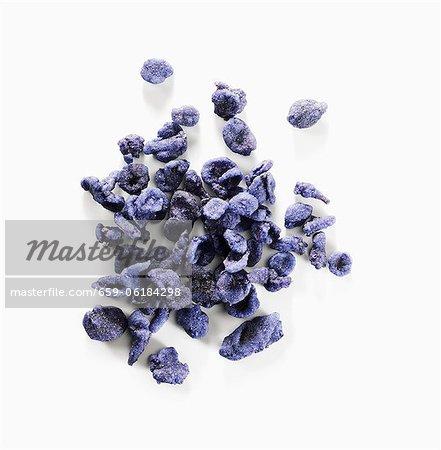 Confits fleurs lilas