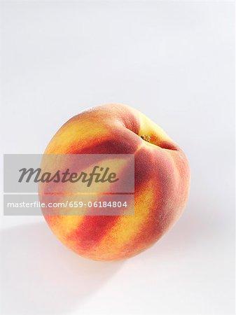 Ein Pfirsich