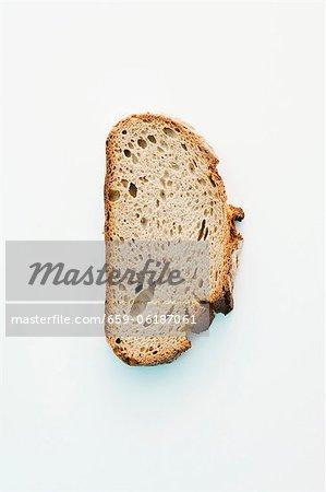 Une tranche de pain