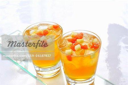 Courtier verger cocktail