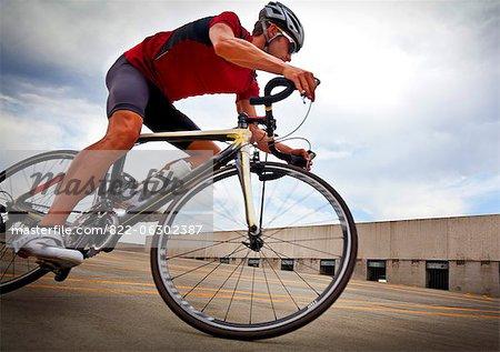 Bike Riding cycliste