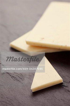 Weiße Schokolade mit Vanille