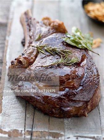 Cuit lentement hacher de la viande bovine