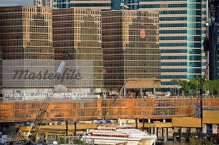 Gateway and ferry pier, Tsimshatsui, Hong Kong
