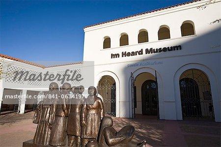 Heard Museum, Phoenix, Arizona, États-Unis d'Amérique, l'Amérique du Nord