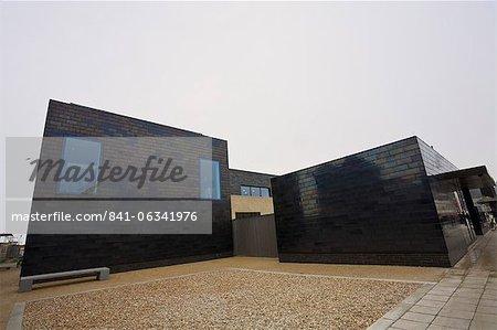 Galerie d'Art Jerwood, Hastings, East Sussex, Angleterre, Royaume-Uni, Europe