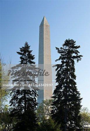 The Washington Monument, Washington D.C., United States of America, North America