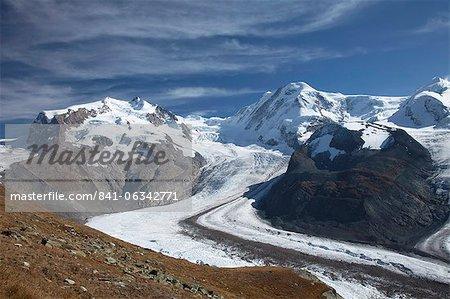 Zermatt, Canton Valais, Swiss Alps, Switzerland, Europe