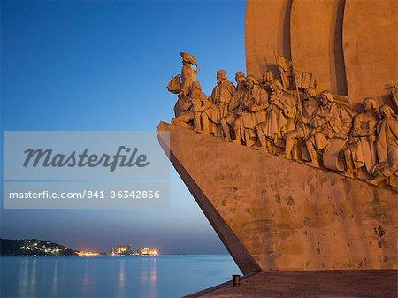 Monument aux découvertes, Belém, Lisbonne, Portugal, Europe