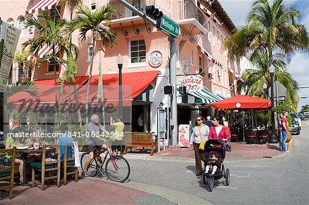 Spanish Village, Miami Beach, Florida, United States of America, North America