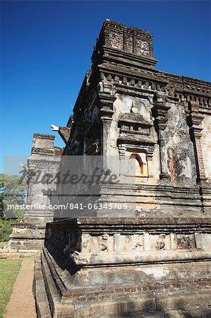 Thuparama (Bild Haus), Quadrangle, Polonnaruwa, UNESCO Weltkulturerbe, nördlichen Zentralprovinz in Sri Lanka, Asien