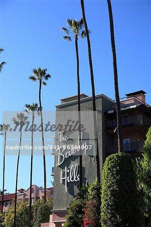 Hôtel de Beverly Hills, Beverly Hills, Los Angeles, Californie, USA