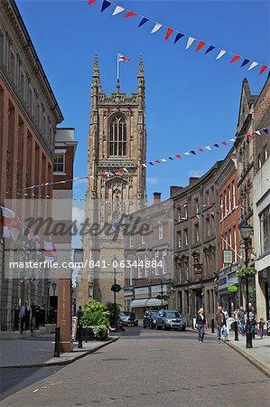 Derby, Derbyshire, England, Vereinigtes Königreich, Europa