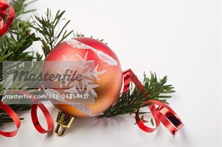 Christmas ornament, close-up