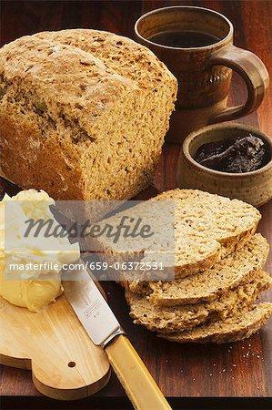 Gemischt-Korn Brot