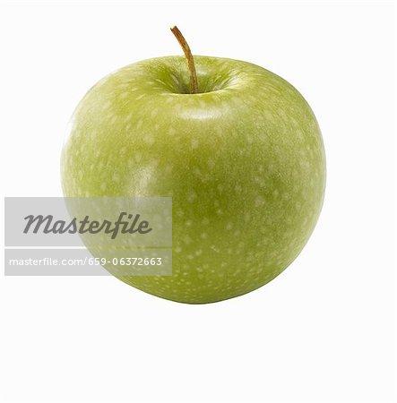 Une pomme entière