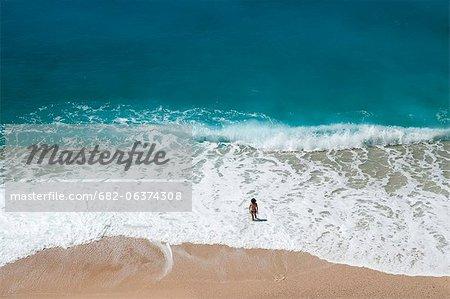 Kaputas Beach, Kalkan, Antalya, Türkei