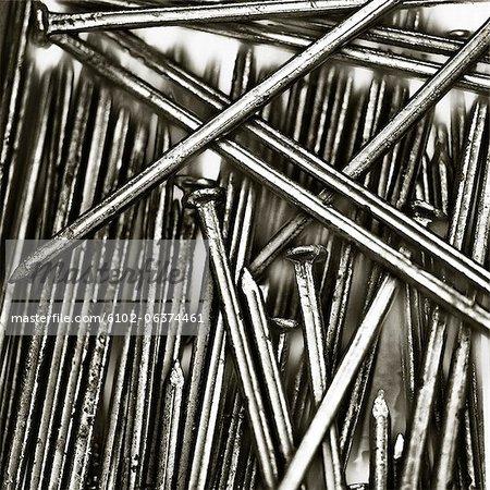 Nails, studio shot