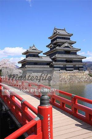 Matsumoto Castle, Nagano Prefecture, Japan
