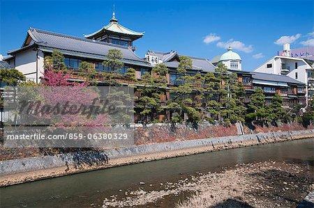 Matsukawa et Ito Onsen, Kawazu, préfecture de Shizuoka, Japon